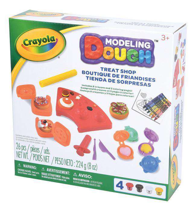 Crayola | Modeling Dough ~ Treat Shop