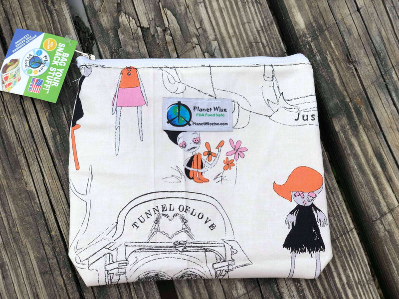 MMB Planet Wise Exclusive ~ Sandwich Bags & Shopping Totes!
