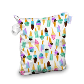 Thirsties We all Scream Wet Bag *final sale*