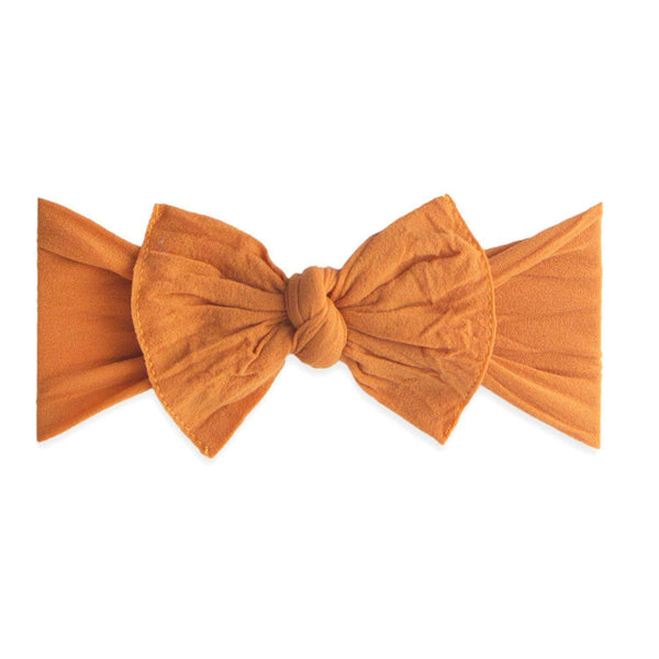 Baby Bling Bows | Classic Knot Headband ~ Tiger