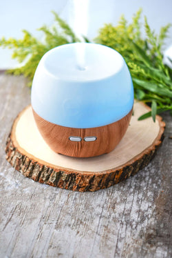 Earth Vibes - 200ml Essential Oil Diffuser