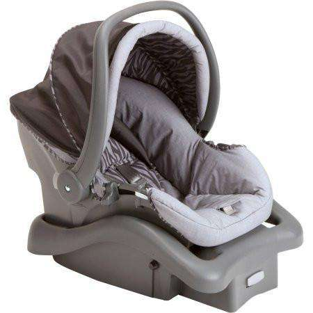 Cosco Light 'N Comfy 22 LX | Infant Car Seat Zebra