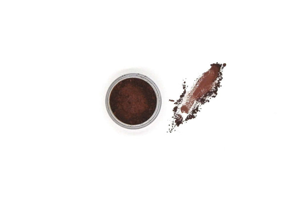 Pin Up Cosmetics - Chocolate Rose Vegan Mineral Eye Shadow