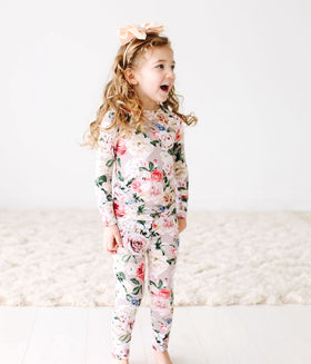 Posh Peanut | Long Sleeve Pajama Set ~ Cassie