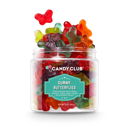 Candy Club ~ Gummy Butterflies