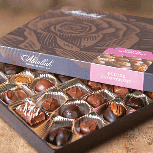 Abdallah Chocolate ~ Deluxe Assortment Set