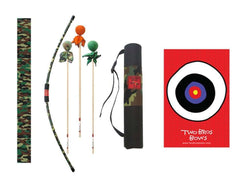 Two Bros Bows | Combination Deluxe Archery Set ~ Camo