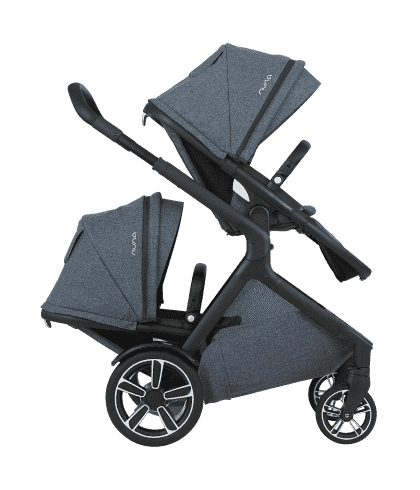 Nuna DEMI™ grow sibling seat (with raincover) | Aspen