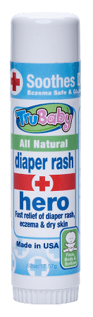 TruBaby | Diaper Rash Hero Stick
