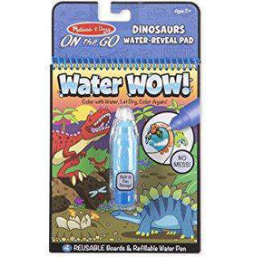 Melissa & Doug | On the GO Water WOW! | Dinosaurs