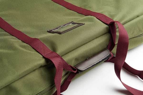 DOCKATOT On the Go GRAND Transportation Bag - Moss Green
