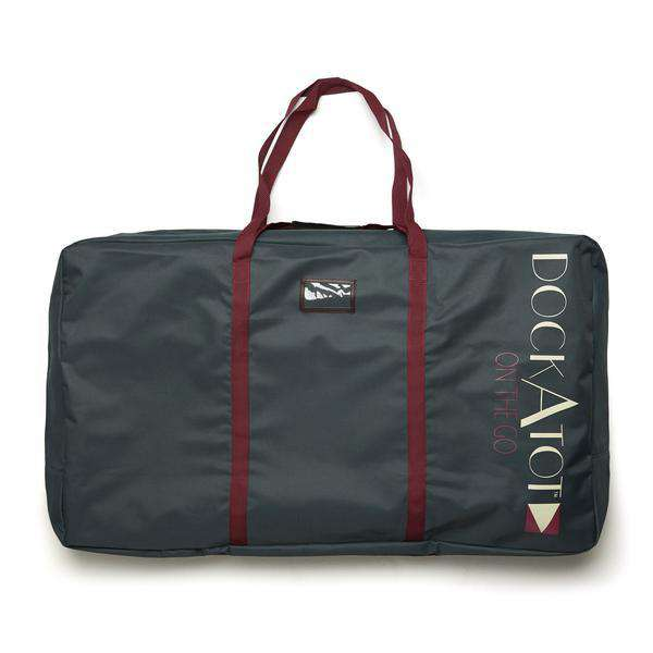 DOCKATOT On the Go GRAND Transportation Bag - Midnight Teal (Navy)