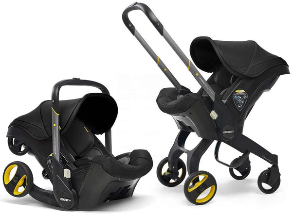 Doona Next Generation Infant Car Seat | Nitro ~ Black