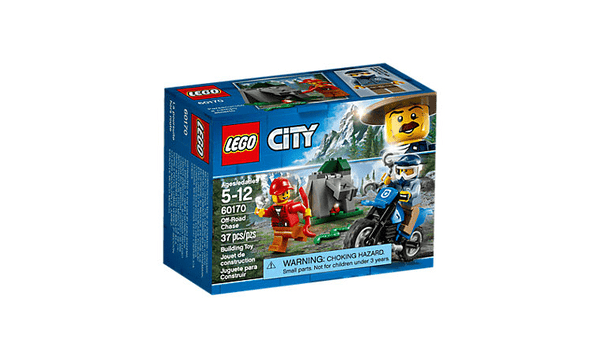 Lego City ~ Off - Road Chase