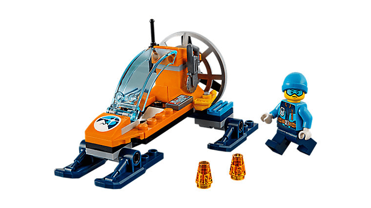 Lego City ~ Arctic Ice Glider