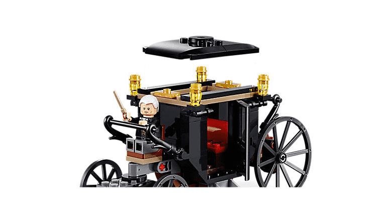 Lego | Harry Potter ~ Grindelwald´s Escape