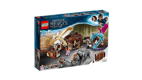 Lego | Harry Potter ~ Newt´s Case of Magical Creatures