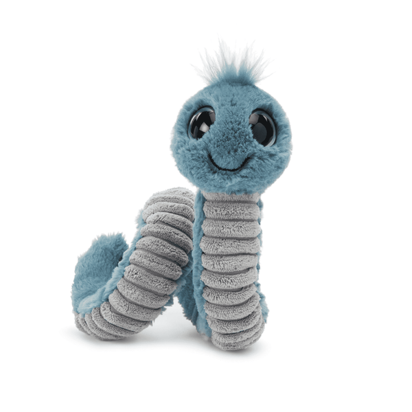 Jellycat Blue Wiggly Worm