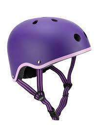 Micro Helmet | Purple