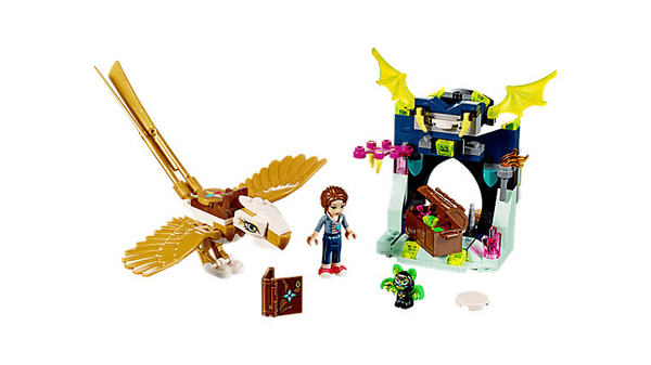 Lego | Elves ~ Emily Jones & the Eagle Getaway