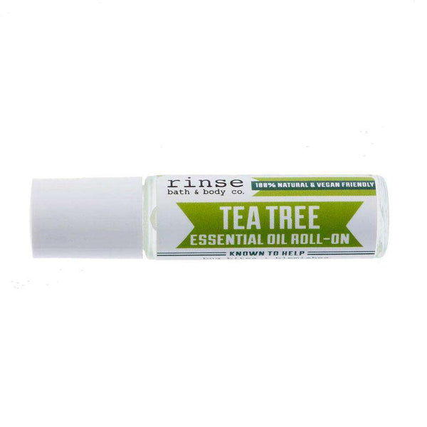 Rinse Bath Body Inc | Roll-On Tea Tree Essential Oil