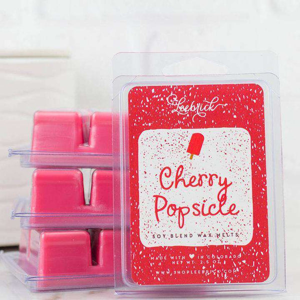 Leebrick - Cherry Popsicle Wax Melts