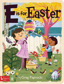 BabyLit Book | E is for Easter