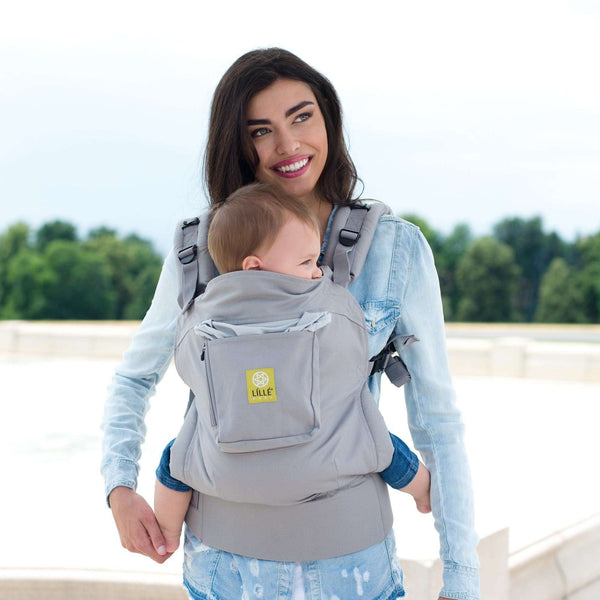 Lillebaby Baby Carriers | Essentials Original Silver Cloud