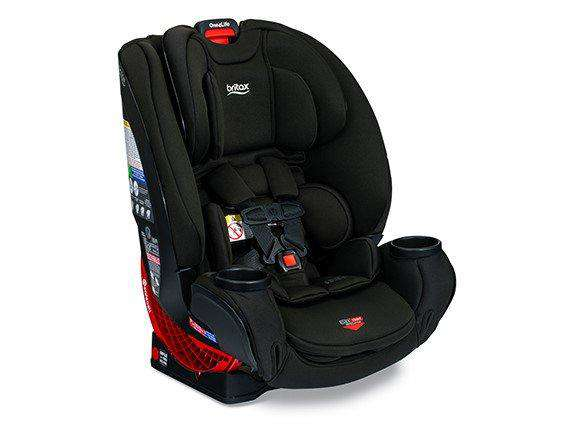 Britax One4Life ClickTight All-in-One Car Seat ~ Eclipse Black *ships in a week*