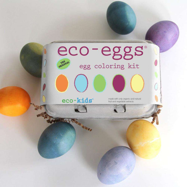 Eco-Kids | eco-egg coloring kit