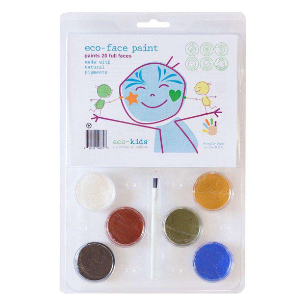 Eco-Kids | Eco Face Paint