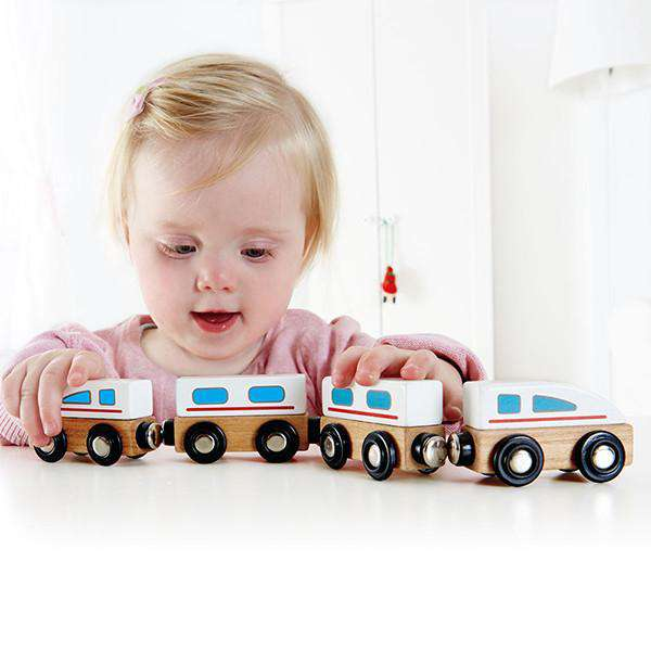 Hape | Magnetic Bullet Trains