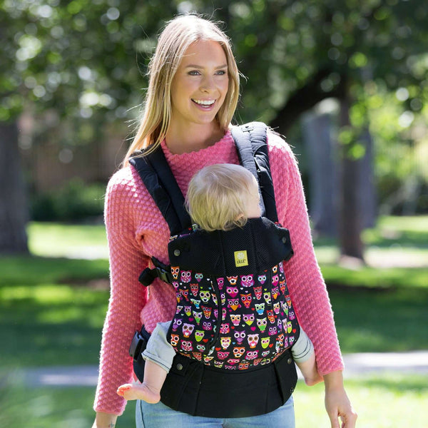 Lillebaby Carrier All Seasons | Owl Always Love You