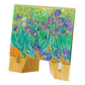 Faber - Castell | Paint by Number Museum Series - Irises