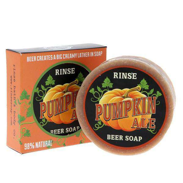 Rinse Bath Body Inc | Beer Soap ~ Pumpkin Ale