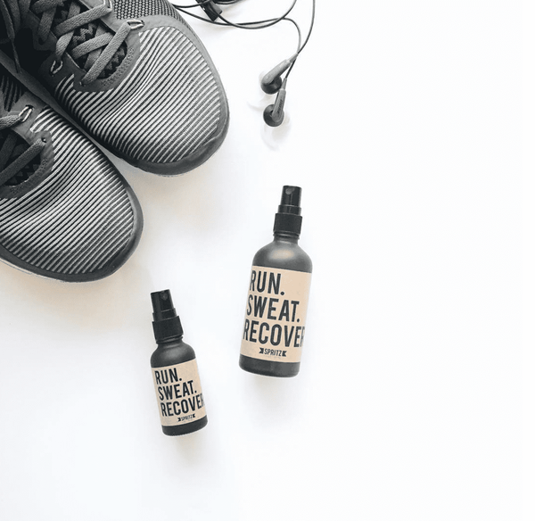 Happy Spritz - Run Sweat Recover Mini