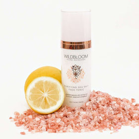 WildBloom Skincare - Purifying Sea Salt Face Tonic