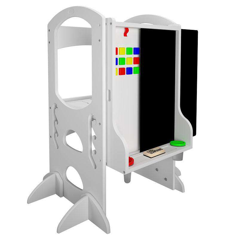 Little Partners Learn and Share Easel (Easel Only) | Green Apple