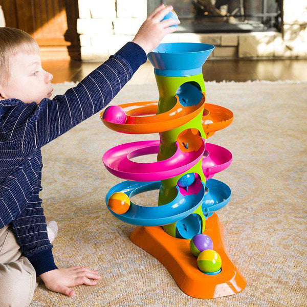 Fat Brain Toys | RollAgain Tower