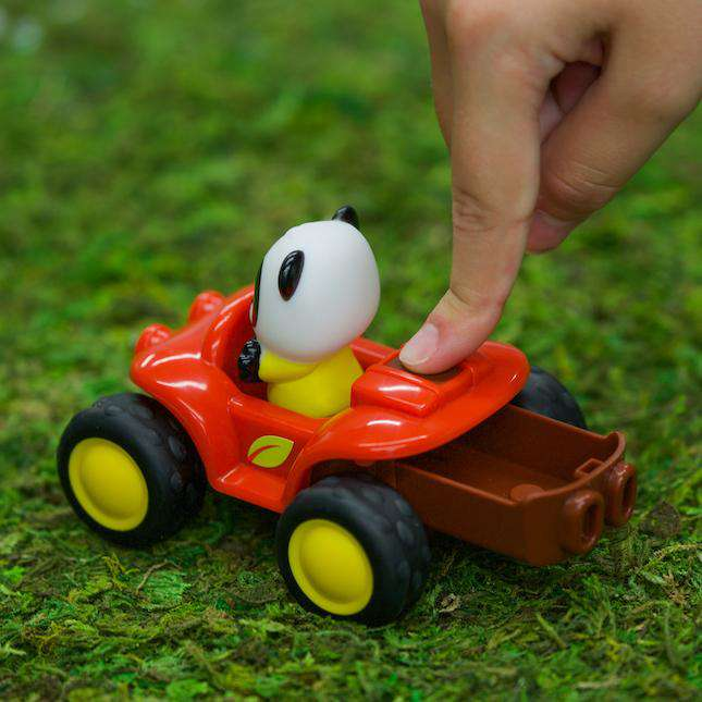 Timber Tots by Klorofil Toys ~ Quad ATV