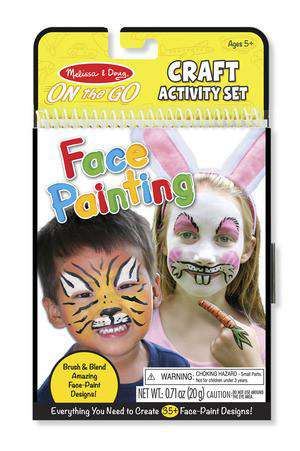 Melissa & Doug | Craft & Create | Face Painting Kit *