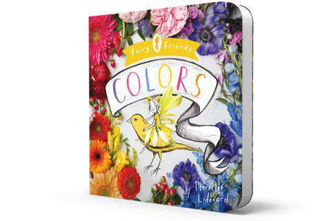 BabyLit Book | Fairy Friends Colors