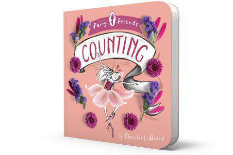 BabyLit Book | Fairy Friends Counting