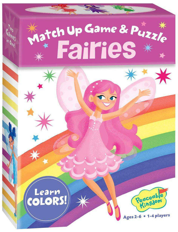 Peaceable Kingdom | Match Up Games & Puzzles ~  Fairy