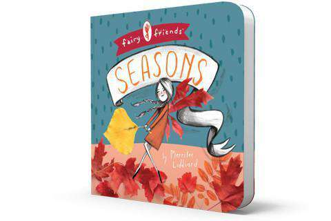 BabyLit Book | Fairy Friends Seasons