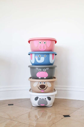 Prince Lionheart | Tubimal Infant & Toddler Tub ~ Hippo