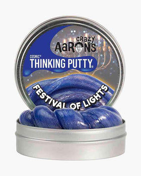 Crazy Aaron's Thinking Putty Limited Editon | Cosmic ~ Festival Of Lights 4