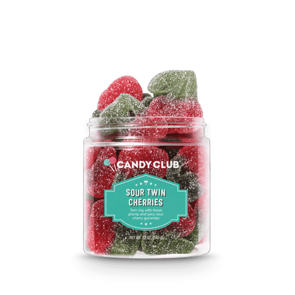 Candy Club ~ Sour Twin Cherries
