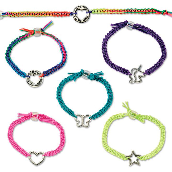 Creativity For Kids | Friends Forever Bracelets