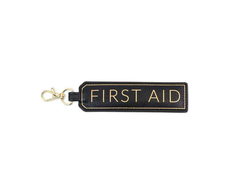 Itzy Ritzy | Tidy Tags Organization Keychain ~ First Aid